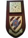 Worcestershire Regimental Wall Plaque Clock